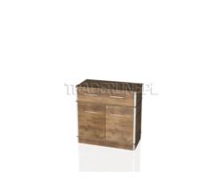 Lada sklepowa, kasowa lub magazynowa, 90x45x90cm