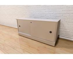 Szafka sklepowa drzwiczki przesuwne 100x45x45cm