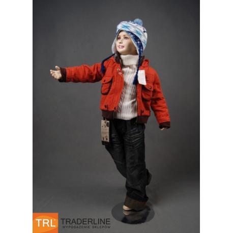 Manekin sklepowy dziecięcy naturalny cielisty