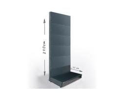 Regał sklepowy H240cm z europerforacją