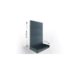 Regał sklepowy H140cm z europerforacją