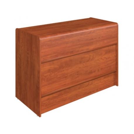 Lada sklepowa, kasowa, pełna z szufladą