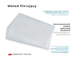 Wkład filtrujący do maseczki 50szt